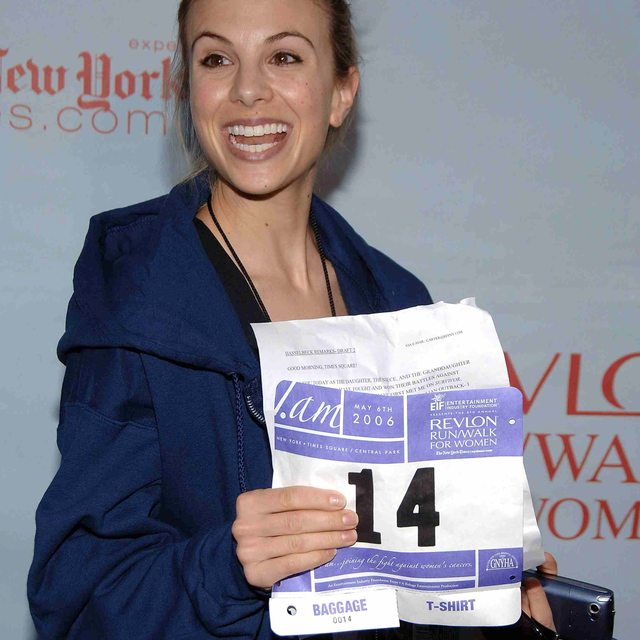 Celebrity Half Marathon Times