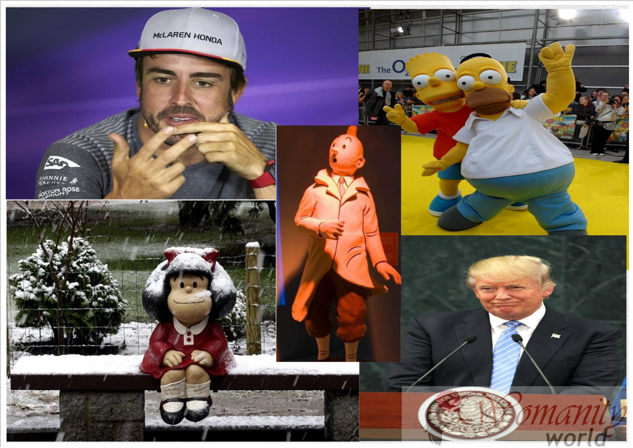 Trump, Homer, Mafalda en Tintin Wat is uw syndroom?